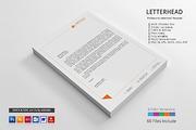 Letterhead 信笺-Graphicriver中文最全的素材分享平台