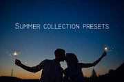 Summer Collection Presets L-Graphicriver中文最全的素材分享平台