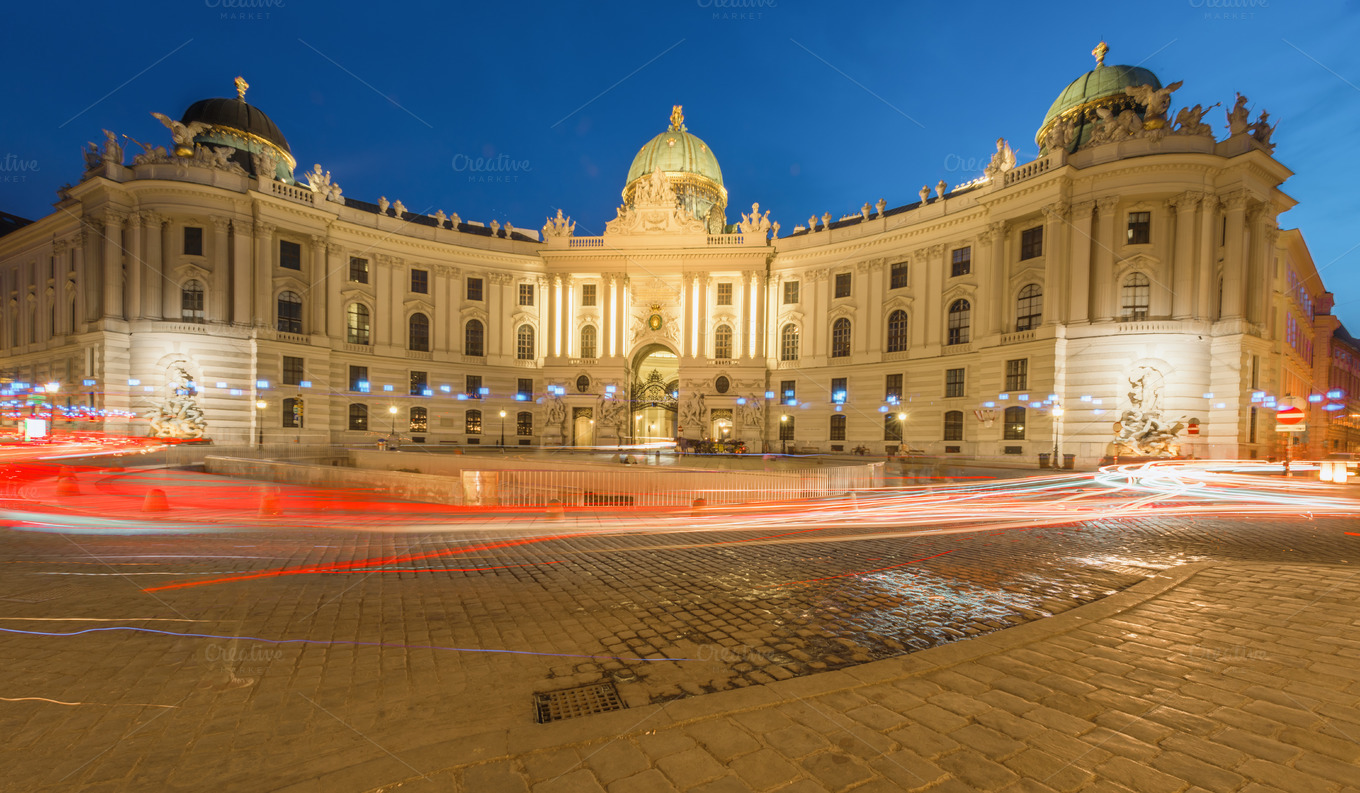 Vienna imperial palace architecture photos on creative for Architecture vienne