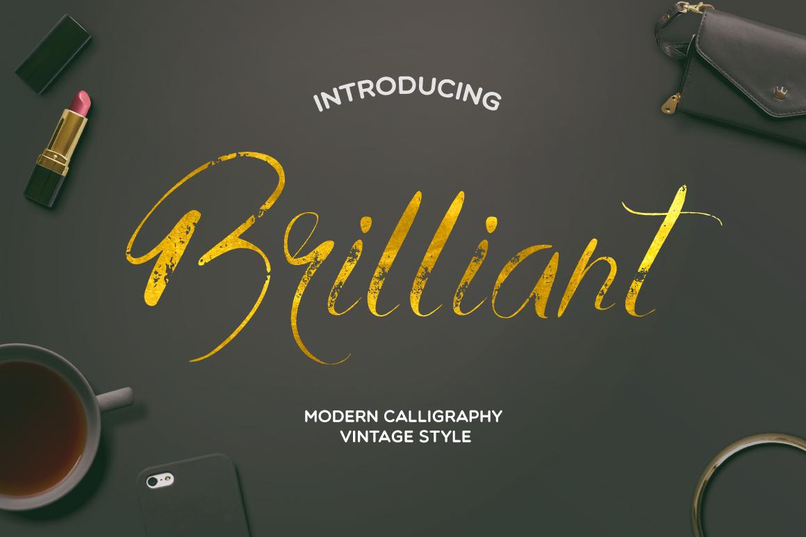 Brilliant - Script - 1