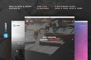 GO Slider & Menu Designs-Graphicriver中文最全的素材分享平台