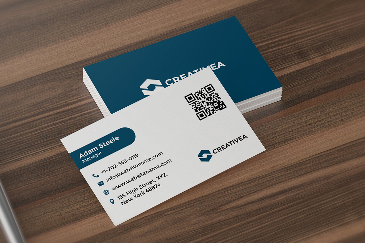 Custom Card Template businesscard : Simple Business Card ~ Business Card Templates on Creative ...