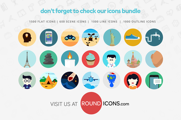 Boldicons - 1000 outline icons - Icons - 5