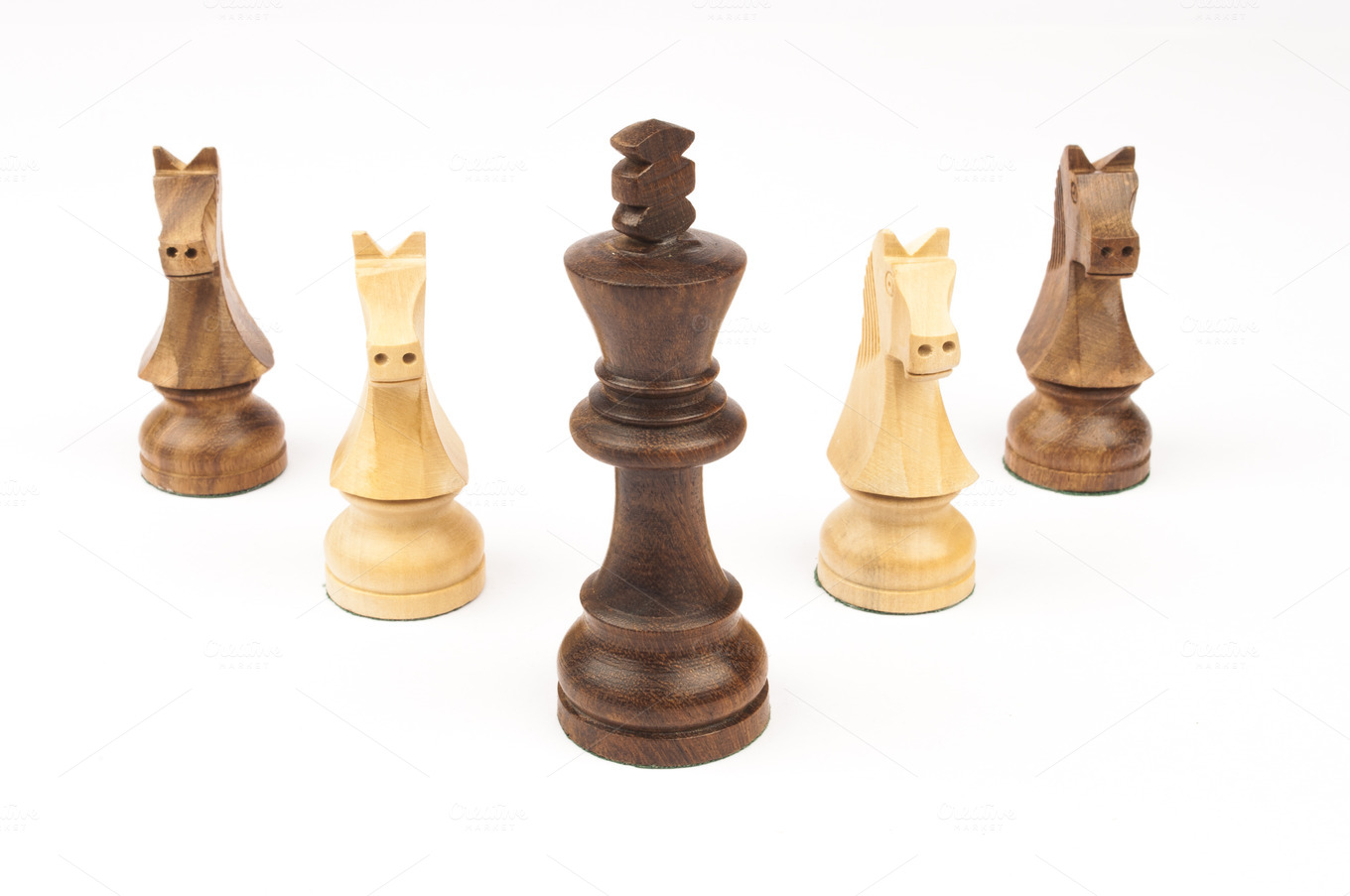 Simple chess set collection business photos on creative market - Simple chess set ...