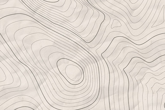 Wood Elevation Maps : Vector topographic map contours textures on creative