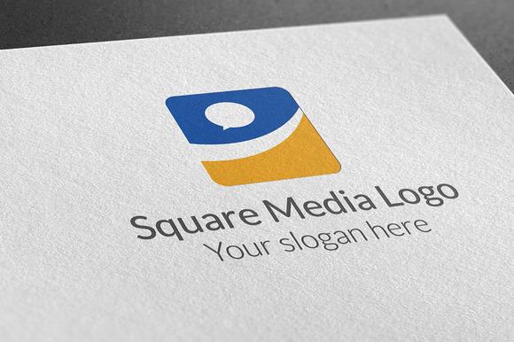 Square Media Logo