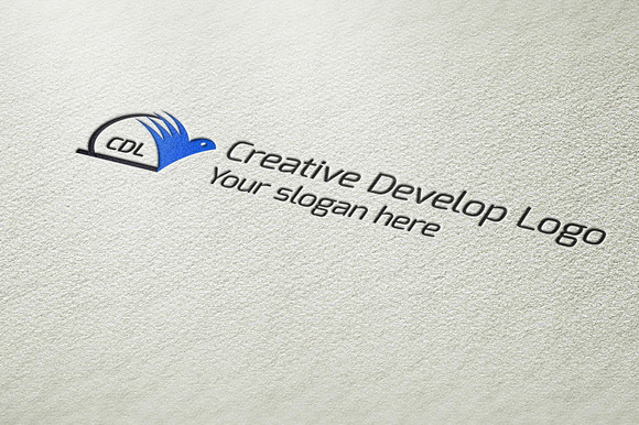 Creative Develop Logo