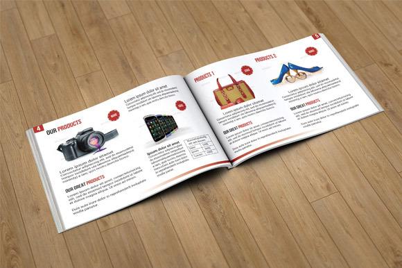Product Display Catalog