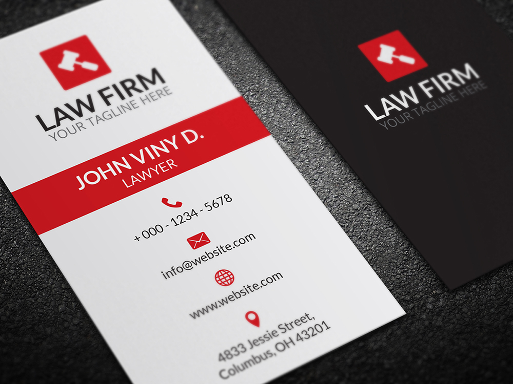 Law business card ojpg1426320961 for Law business cards