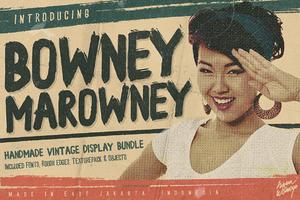 Bowney Marowney (Plus Rebel Edges)