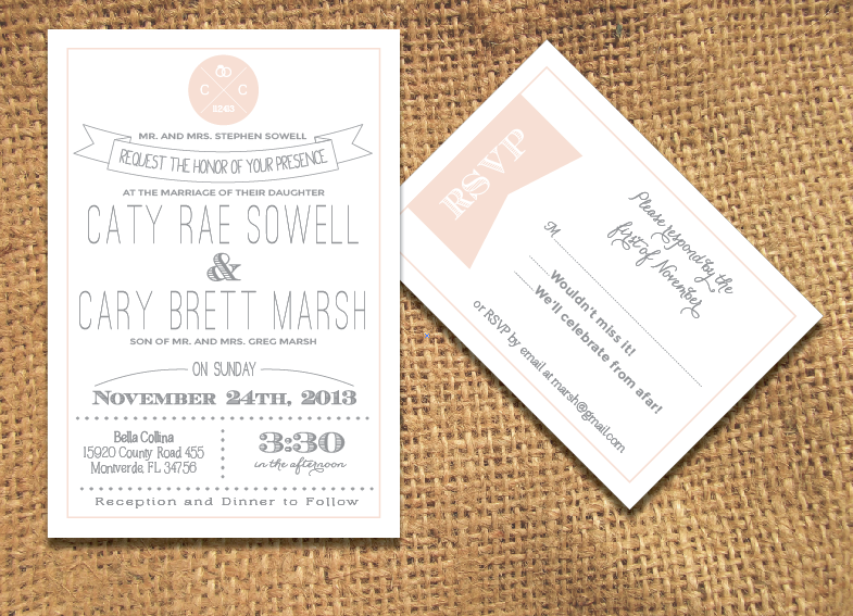 Handcrafted wedding invitation pack invitation templates for Wedding invitations packs of 100