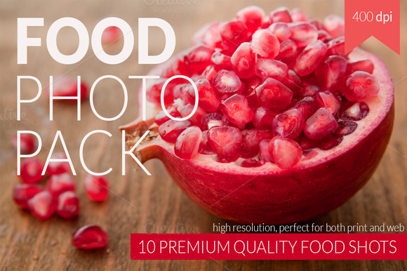 Food Photo Pack