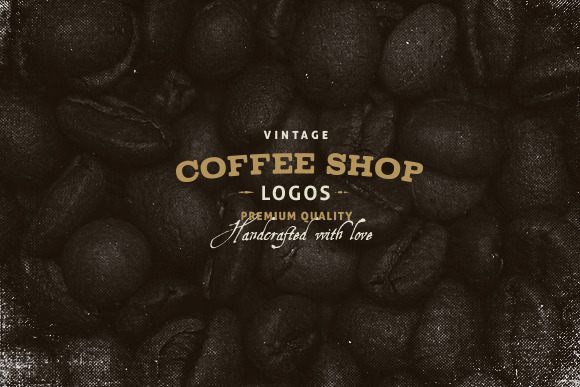 Vintage Coffee Shop Logo Vintage Coffee Shop Logos