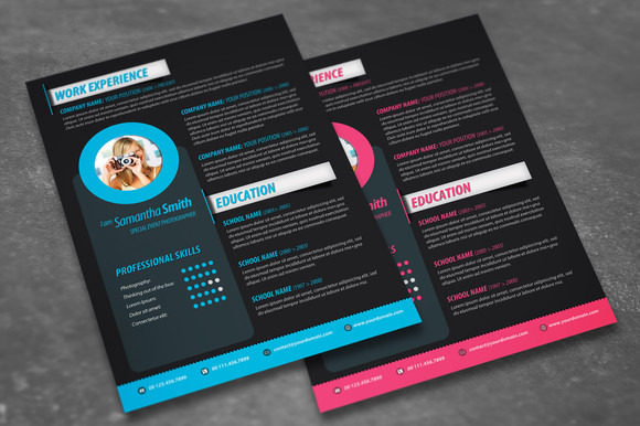 modern resume design the best cv amp resume templatesexamples design shack fresh premium resume templates wdt web design for mobile images about stylish