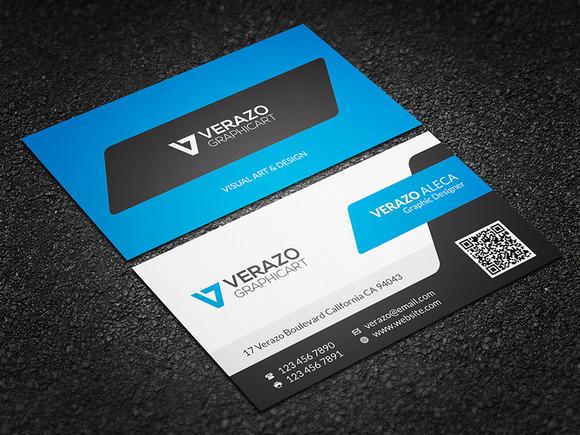 Creative Corporate Business Card Business Card Templates
