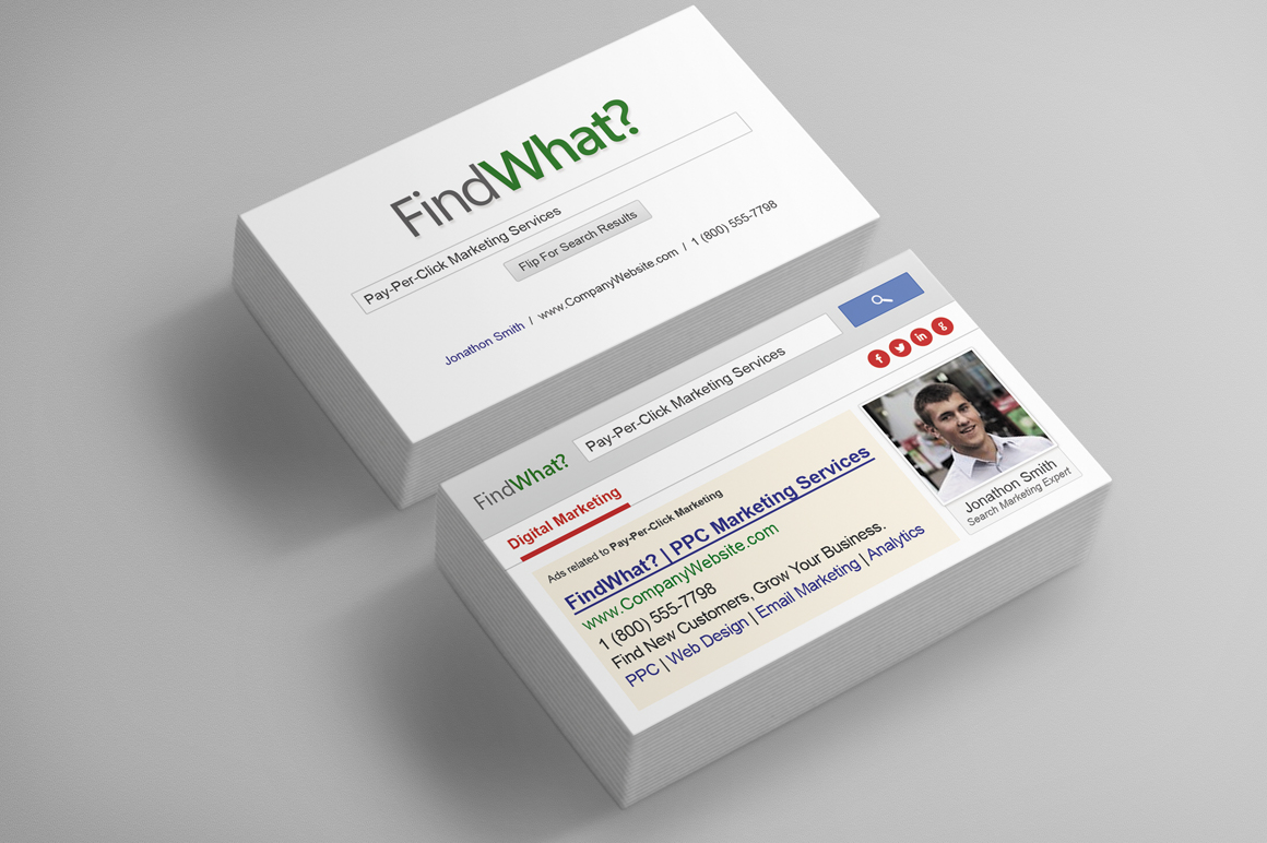 Click business cards august 2018 deals click view wow mini business card zazzle reheart Image collections
