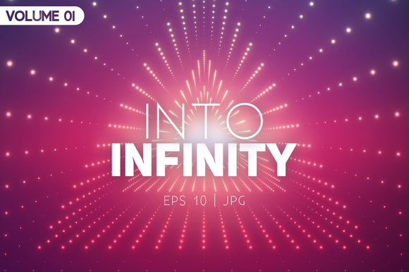 18 Into Infinity Backgrounds Vol.01 - Textures