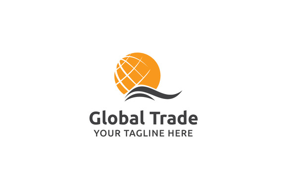 Forex Trade Logo Template | Logo Templates | WrapBootstrap ...