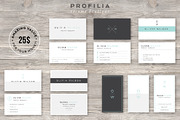 BUNDLE-Modern Business Card-Graphicriver中文最全的素材分享平台