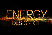Energy Design Kit-Graphicriver中文最全的素材分享平台