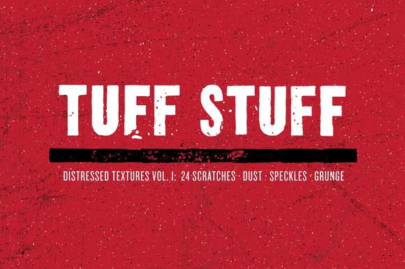 Tuff Stuff Distressed Textures 1