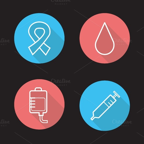 Medical icons. Vector - Icons