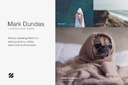 Dundas Photography Theme-Graphicriver中文最全的素材分享平台