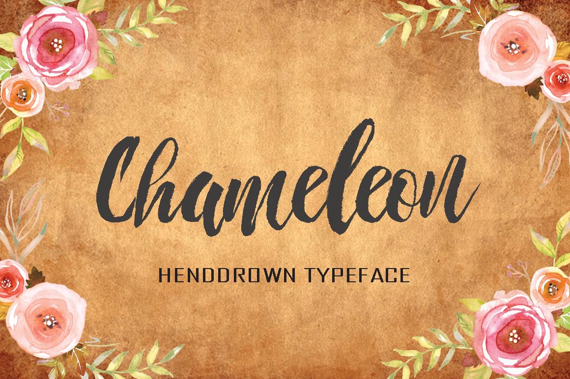 Chameleon - Script - 1