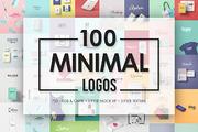 Minimal Logos-Graphicriver中文最全的素材分享平台