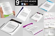 Letterhead-Graphicriver中文最全的素材分享平台