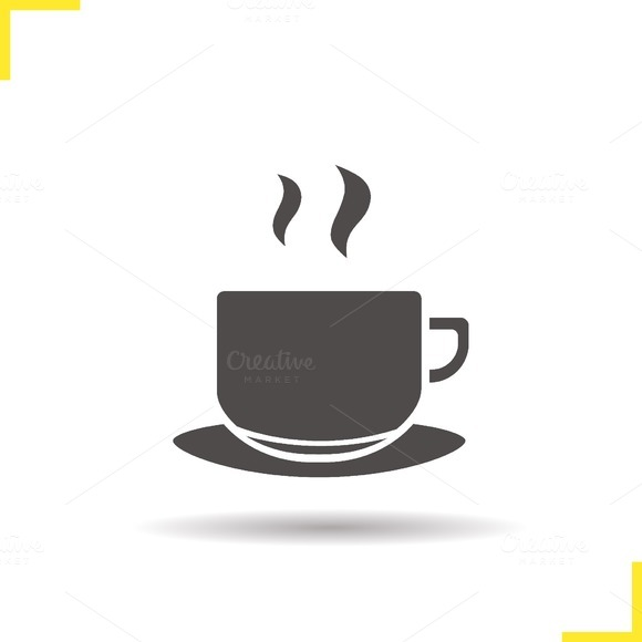 Cup icon. Vector - Icons