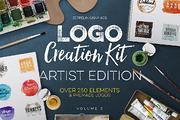 Logo Creation Kit Vol.5-Graphicriver中文最全的素材分享平台