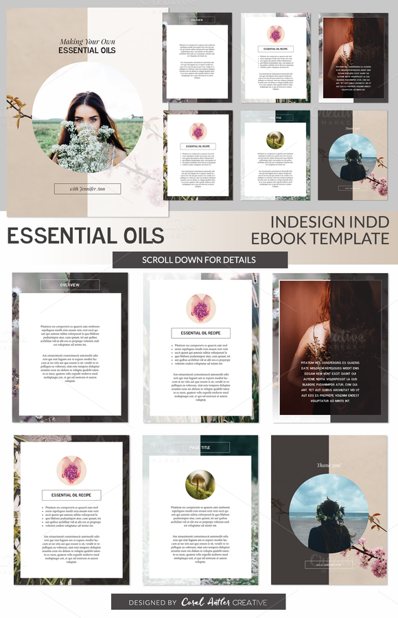 workbook template indesign - free indesign book template indd designtube creative