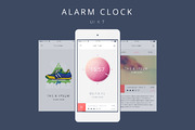 Vector Alarm Clock for Your-Graphicriver中文最全的素材分享平台