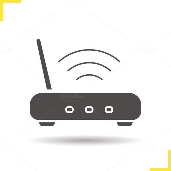 Wi fi icon. Vector - Icons