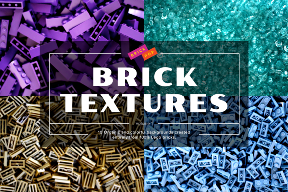 Brick Textures (Vol. 1) - Textures