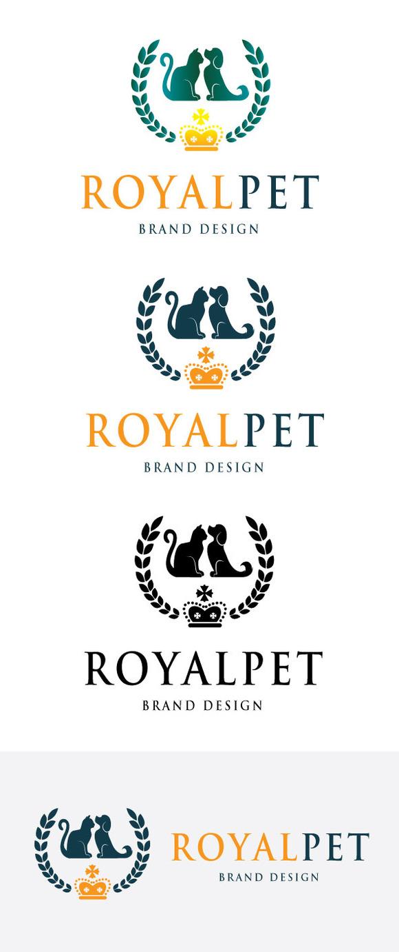 Royal Pet Logo