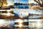 Morning in Prague- 9 preset-Graphicriver中文最全的素材分享平台