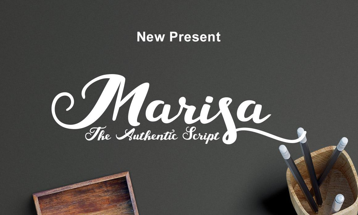 Marisa Script - Script - 1