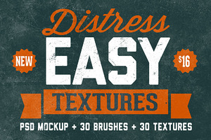 Easy Distress - Texture Pack
