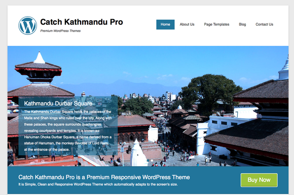Catch Kathmandu Pro