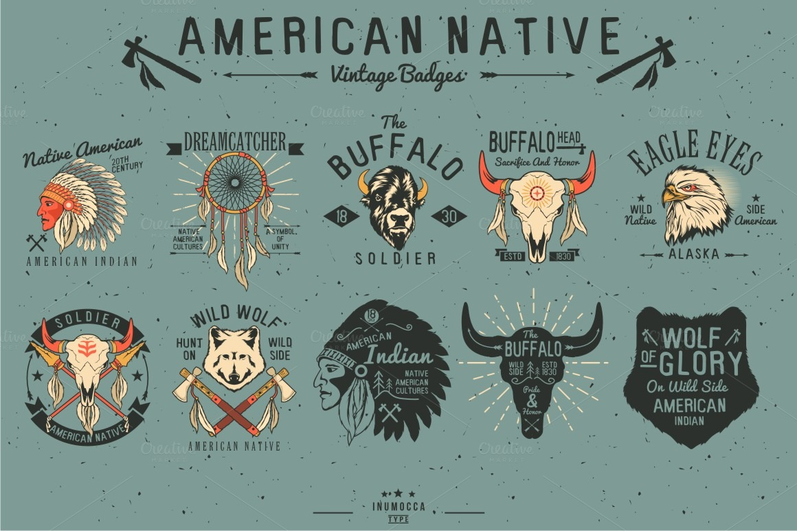 free vector native american - photo #45