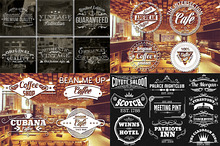 150 Labels and Badges Bundle