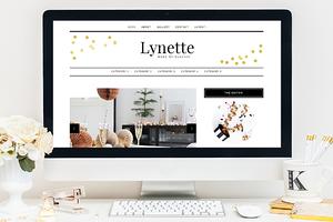 Lynette WordPress Theme