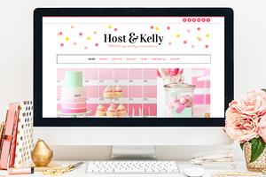 Kelly WordPress Theme