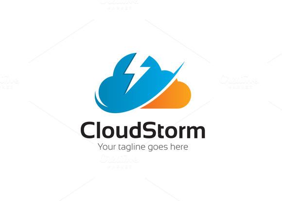Cloud Storm Logo