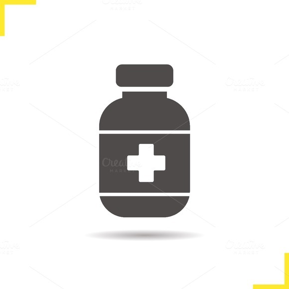 Painkiller icon. Vector - Icons