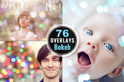 Photoshop Overlays Bokeh Ph-Graphicriver中文最全的素材分享平台