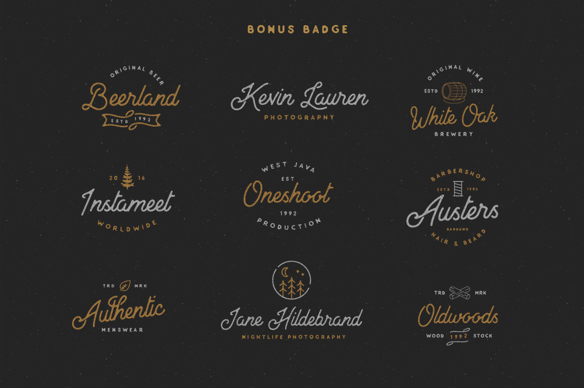 North Land Typeface