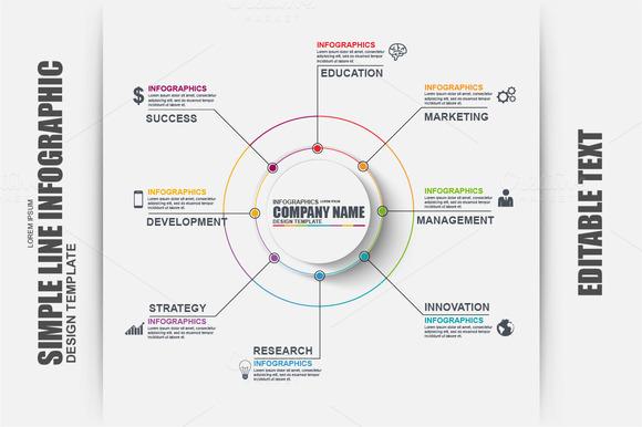 Corporate Strategy Infographic Designtube Creative